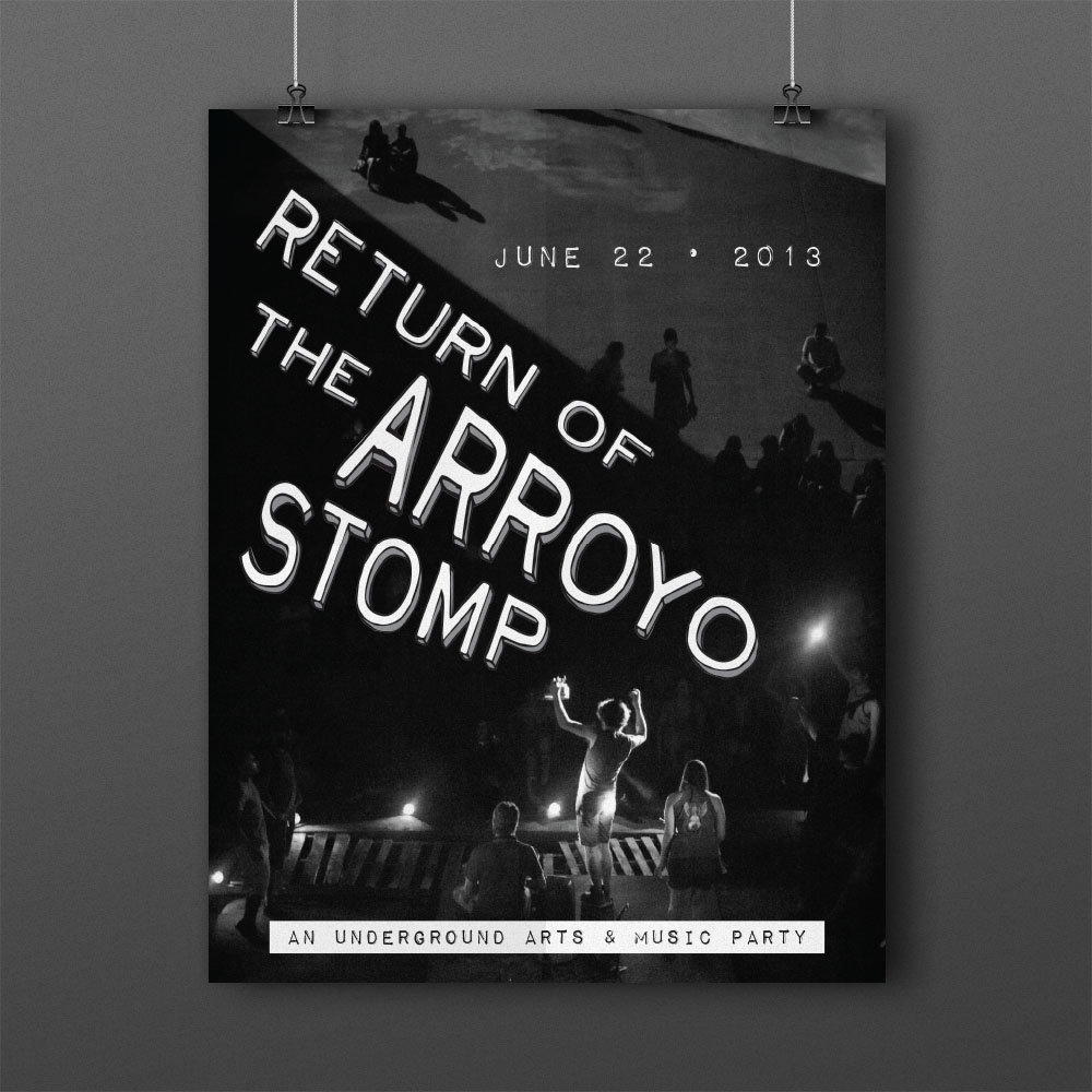 Arroyo Stomp